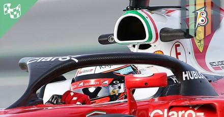 Santo Antônio na F1?