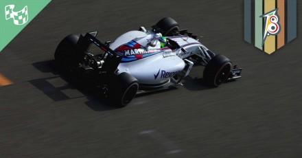 O dia em que Massa barrou Hamilton na pista