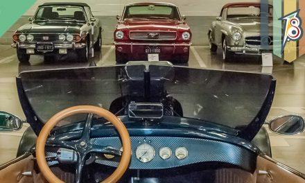 Maior exposição de carros antigos em Porto Alegre