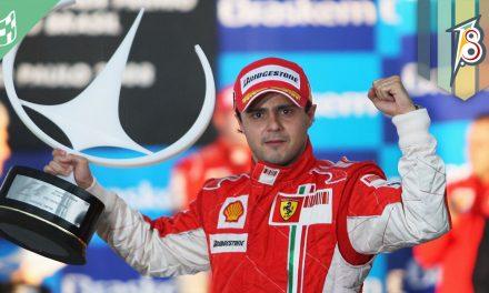 Obrigado por tudo, Felipe Massa!
