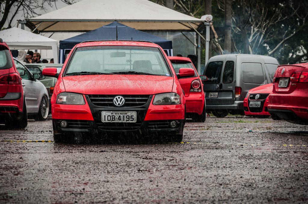 Chuva não impediu o bom acontecimento do grande evento!