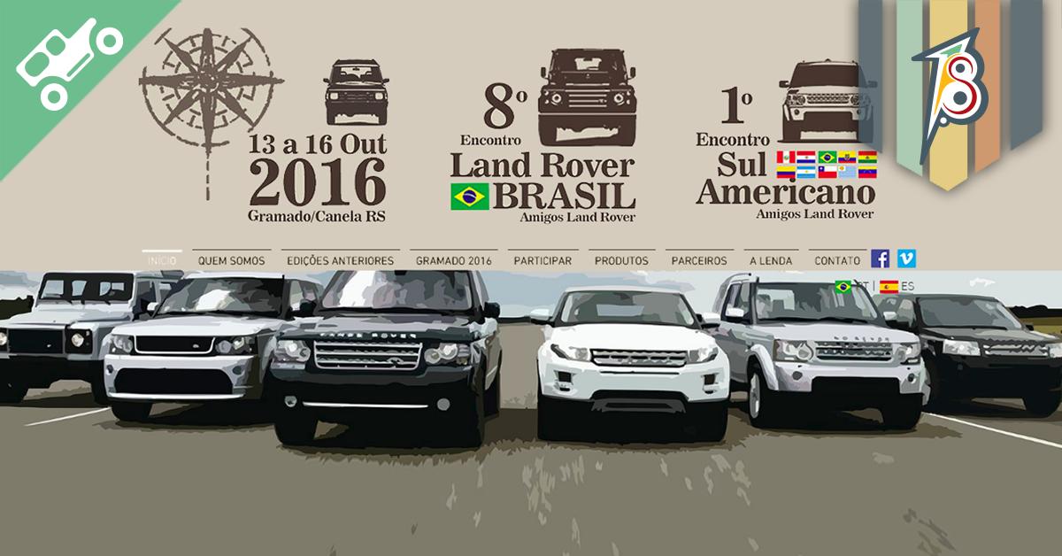 Land Rover: lenda e valentia sobre rodas