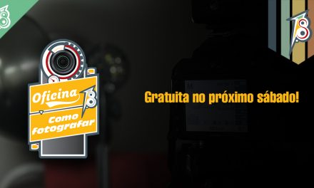 Saída fotográfica GRATUITA: Oficina f1ponto8S de fotografia
