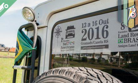 8º Encontro Amigos Land Rover no sul do país