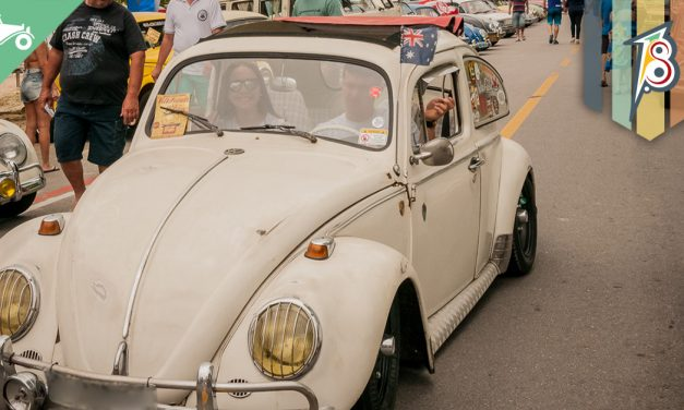 2º Encontro de Carros Antigos Volks Beach Itapema foi um sucesso!