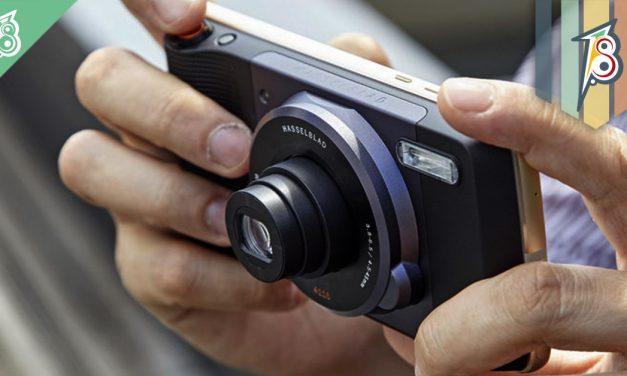 Câmeras poderosas nos celulares