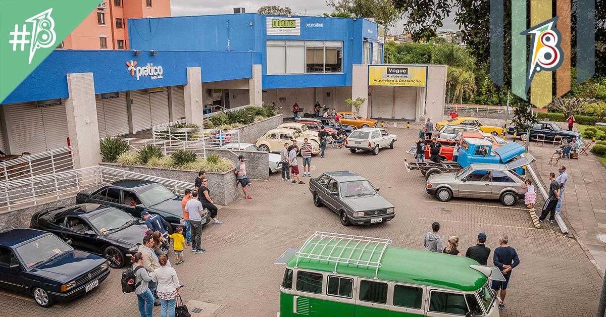 Auto Jd. Itália Clássicos: encontro mensal com venda de antigos