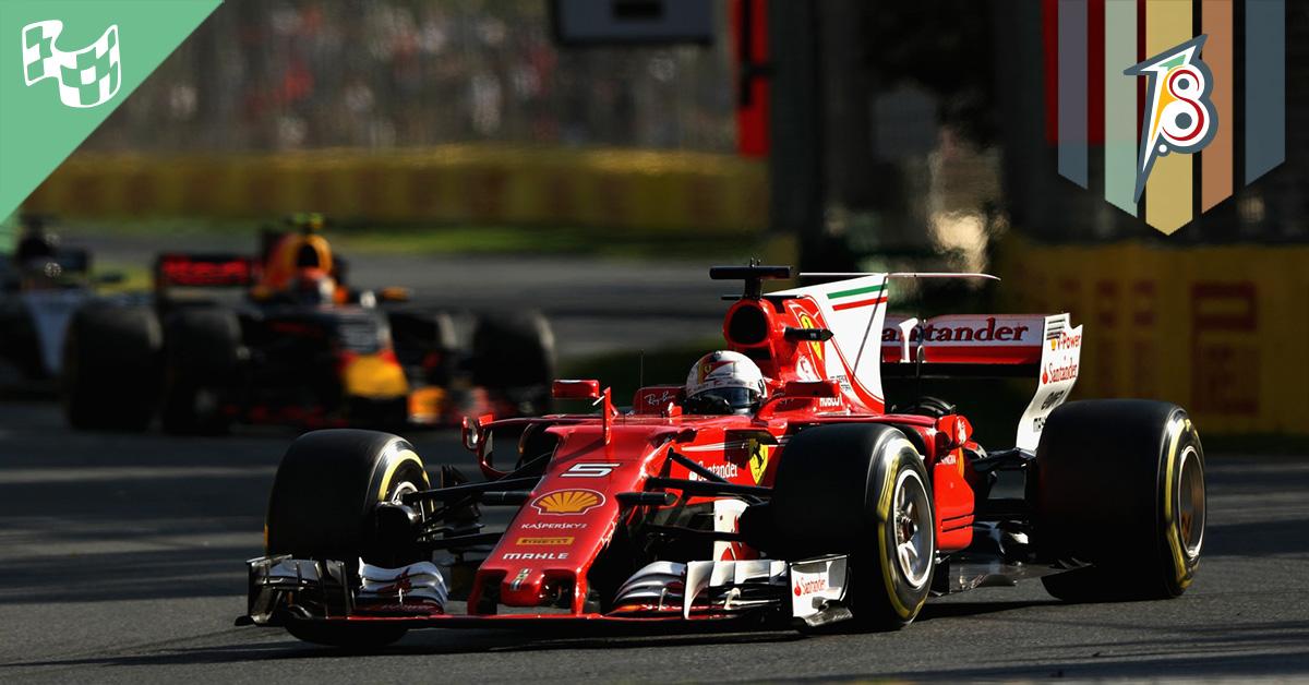 GP Austrália: Começa a Fórmula 1 2017!
