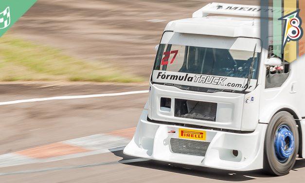 Fórmula Truck teve diversas atrações no Velopark