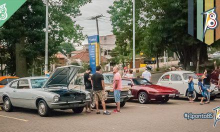 1º Encontro Auto Jd. Itália Clássicos, em Porto Alegre