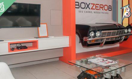 BoxZero8 se diferencia no mercado