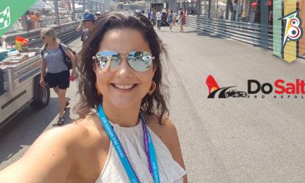 Visitando Mônaco, em pleno GP da F1 – por Ludmila Duarte