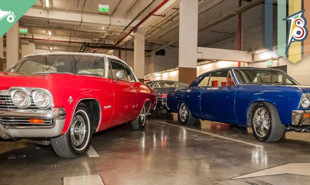 2ª Edição da maior exposição de carros antigos do RS