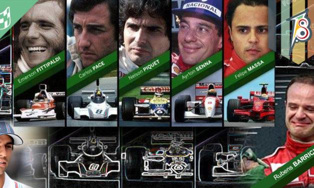Fórmula 1 sem piloto brasileiro em 2018