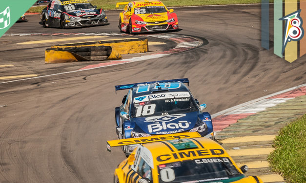 Final de semana foi da StockCar no Velopark