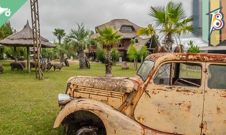Uruguai e seu ferro velho encantador