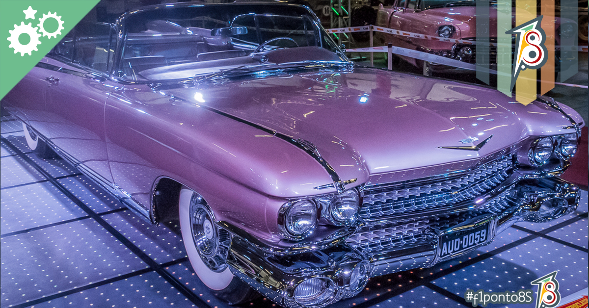 Expoclassic 2018: maior encontro do Brasil de carros antigos em local coberto