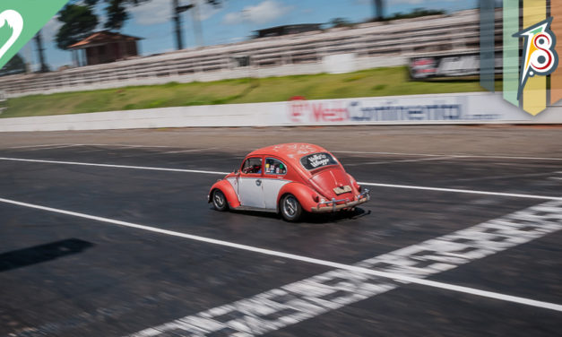 TrackDay de carros antigos no aniversário de Tarumã