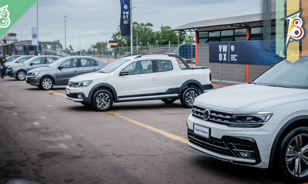 VW Drive Experience 2018 no Velopark
