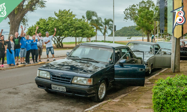 2º On The Road – Passeio Mensal de Carros Clássicos de Porto Alegre!
