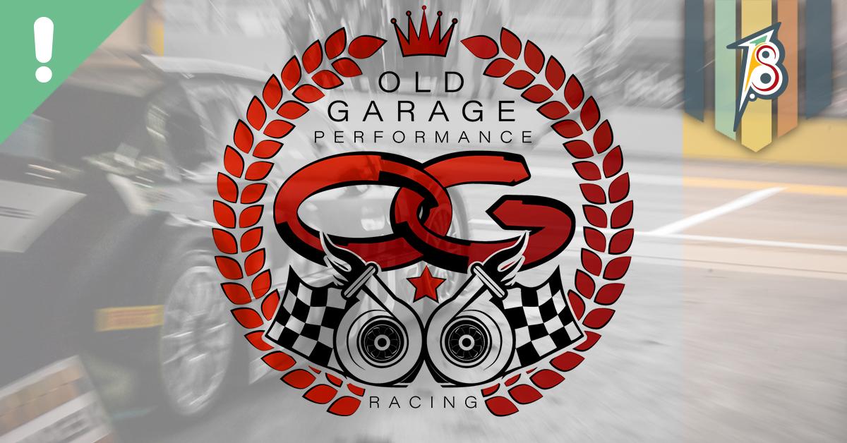 Novidades à caminho: OG – Old Garage – Racing Performance